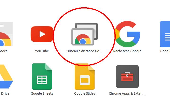 Bureau distance chrome net oxygen s rl - Bureau a distance google chrome ...